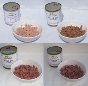 Fleisch in Dosen (Probe B)