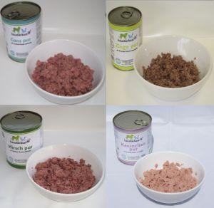 Fleisch in Dosen (Probe E)