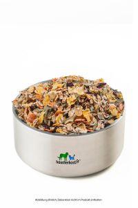 haustierkost.de Mixflocke mit 30 % Gemüseanteil, 1kg