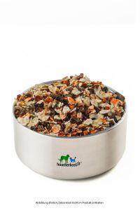 haustierkost.de Obst-Gemüse-Mischung mit Kräutern, 1kg