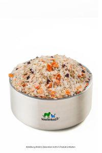 haustierkost.de Reisflocke mit 20% Gemüseanteil