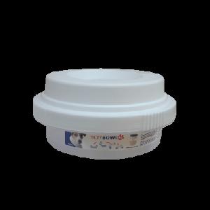 Tilty Bowl Trinknapf XL ca. 1,6l Weiss, 1 Stück